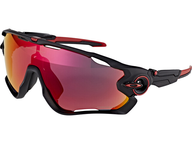 Oakley Jawbreaker Sunglasses matte black/prizm road